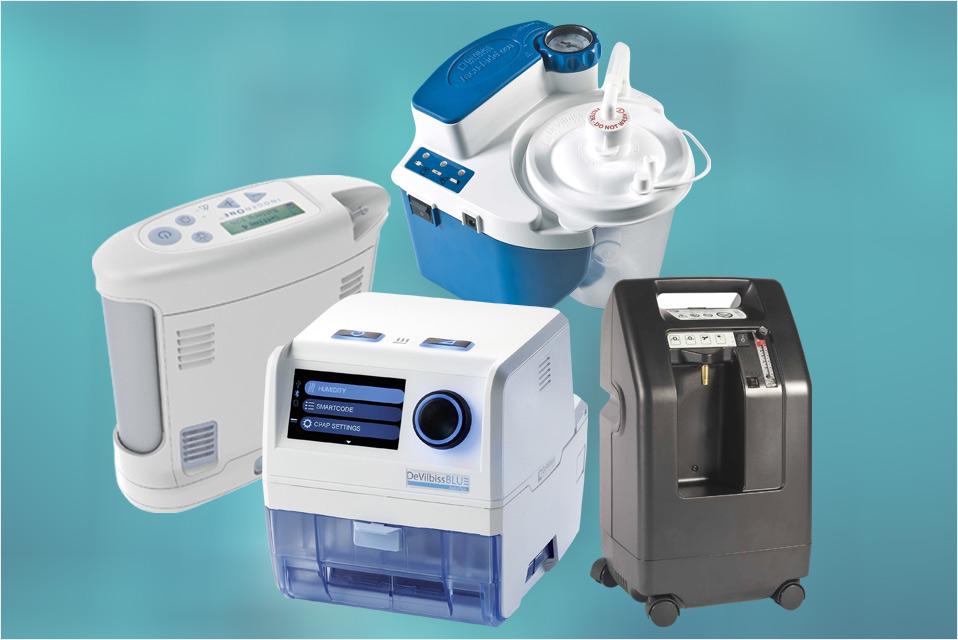 Portable Oxygen Concentrator for Sale in Dubai | Auto CPAP Machine